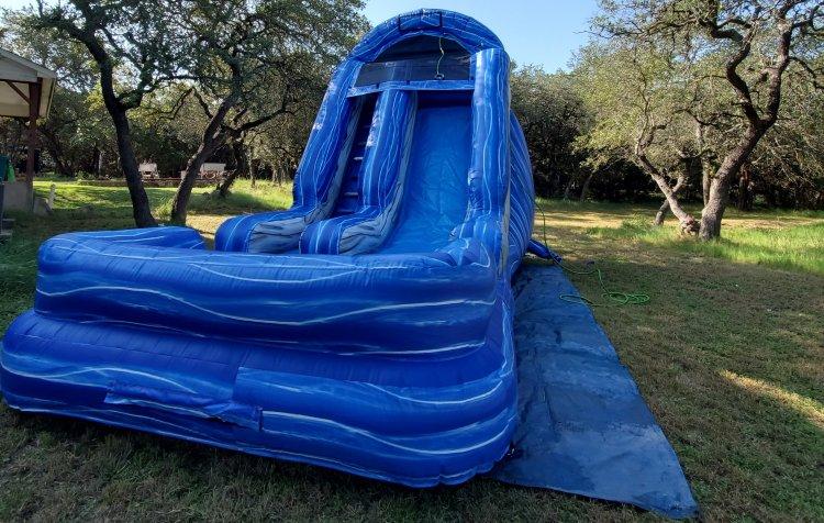 18ft Blue Marble Big Pool